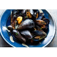 Mussels - live